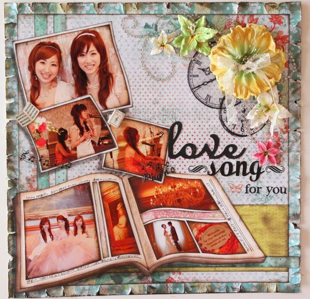 love song ~for you~