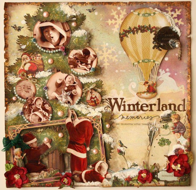 Winter land