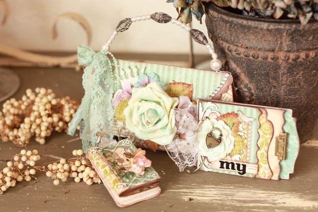bag型minibook